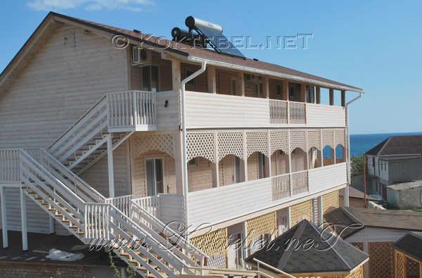 крым орджоникидзе мини отель: