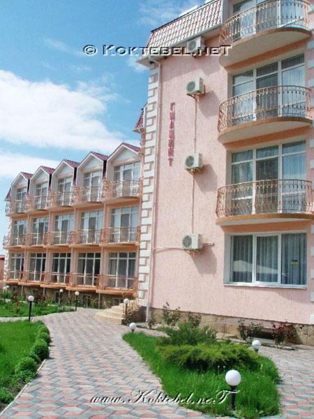 Курортное гостиница гиацинт